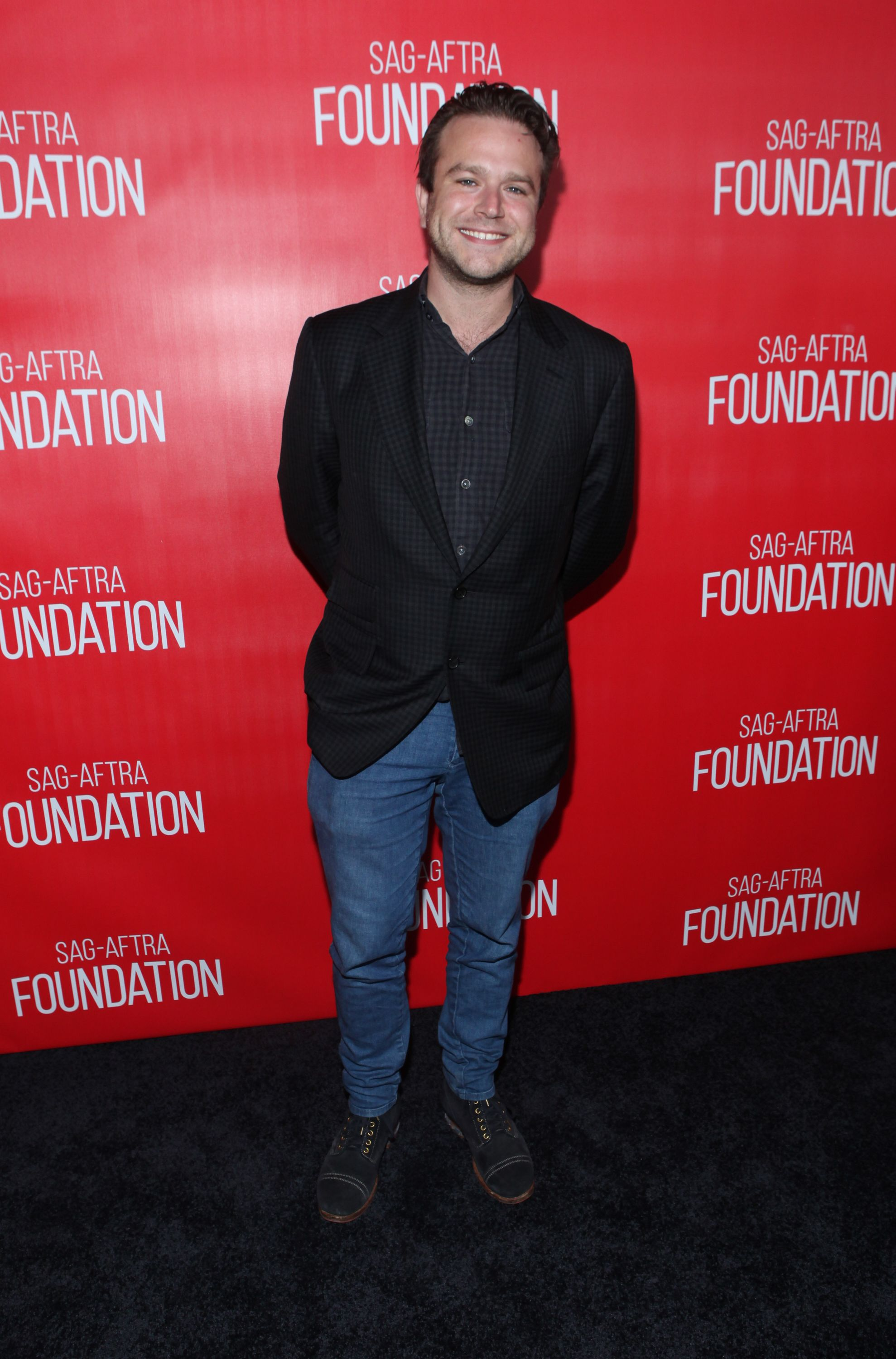 Zachary Pym Williams at The Grand Opening Of SAG-AFTRA Foundation's Robin Williams Center at SAG-AFTRA Foundation Robin Williams Center on October 5, 2016 | Photo: Getty Images