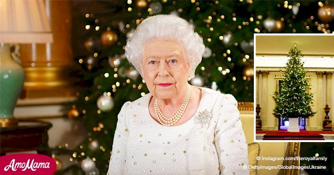 Queen just turned Buckingham Palace into a holiday miracle with her fresh Christmas decorations