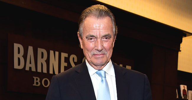 Eric Braeden of 'Young and the Restless' Looks Unrecognizable with Unruly COVID-19 Hairdo