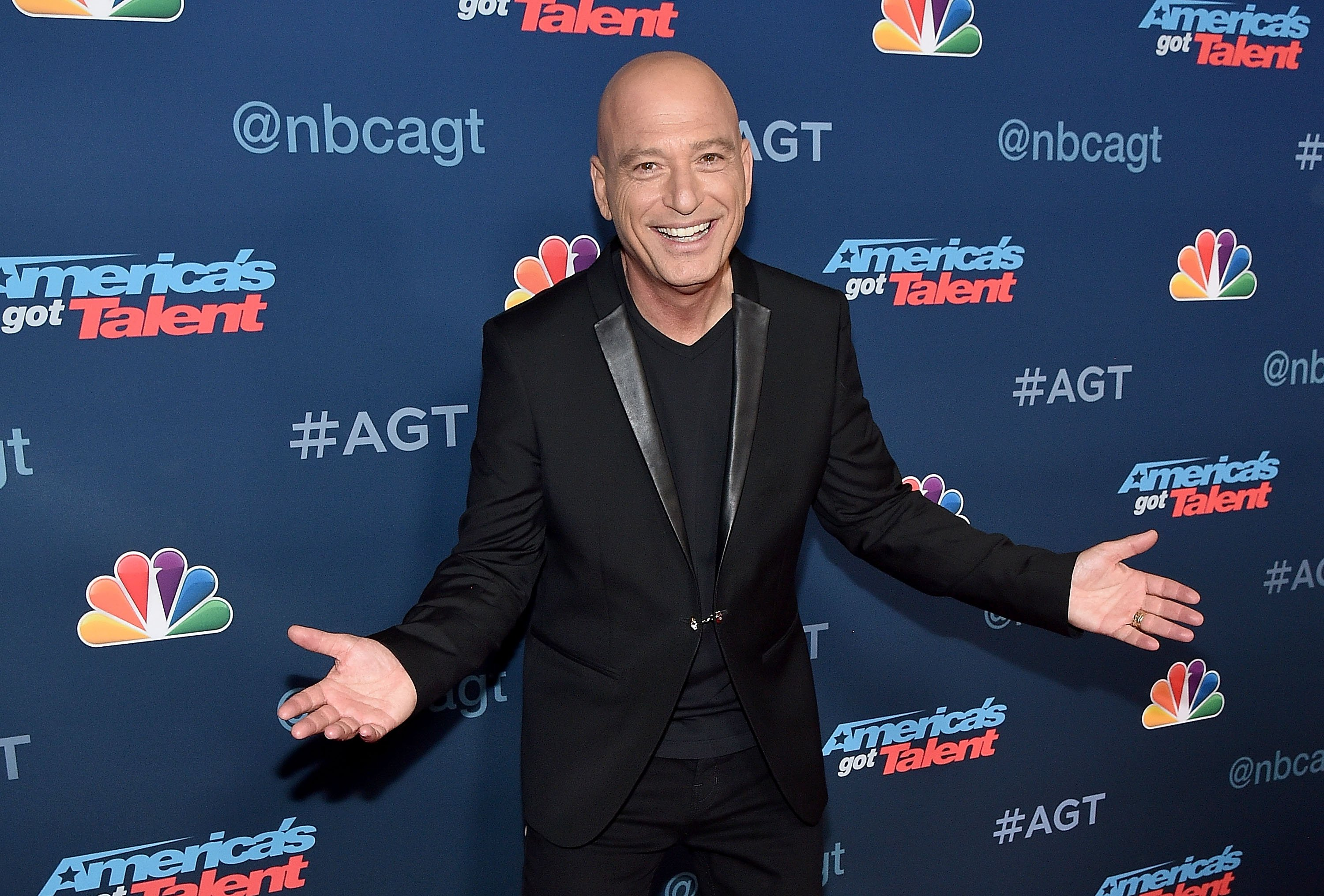 Howie Mandel on August 23, 2016 in Hollywood, California | Photo: Getty Images