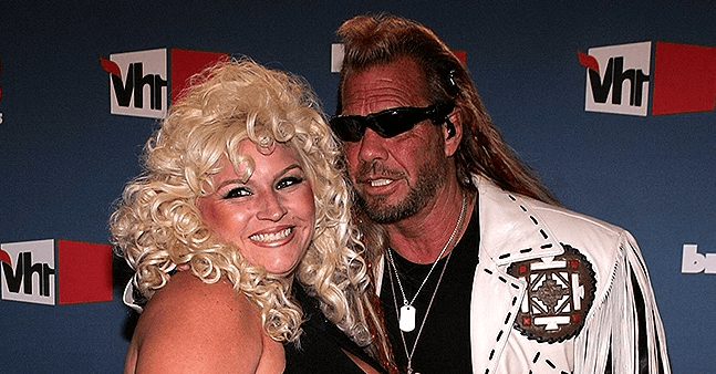 Duane 'Dog the Bounty Hunter' Chapman Shares Throwback Photo of Late Wife Beth and Their Children
