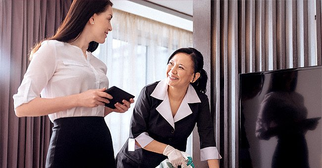 Daily Joke: A Maid Asks Her Boss for a Raise and Her Reasons Are Interesting