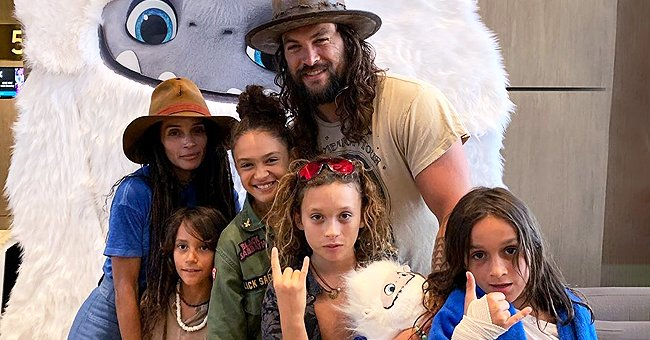 Discover Jason Momoa and Lisa Bonet's Family — from Childhood Crush to Two Children