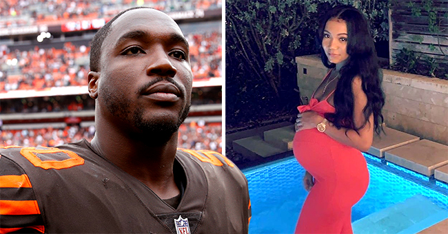 NFL's Chris Smith's Girlfriend Petara Cordero Dies in Car Accident after Birth of Daughter Haven