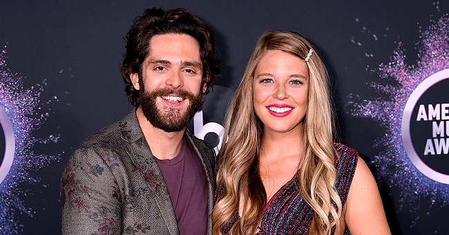Thomas Rhett and Wife Lauren Speak out about Racism for Their Adopted Black Daughter