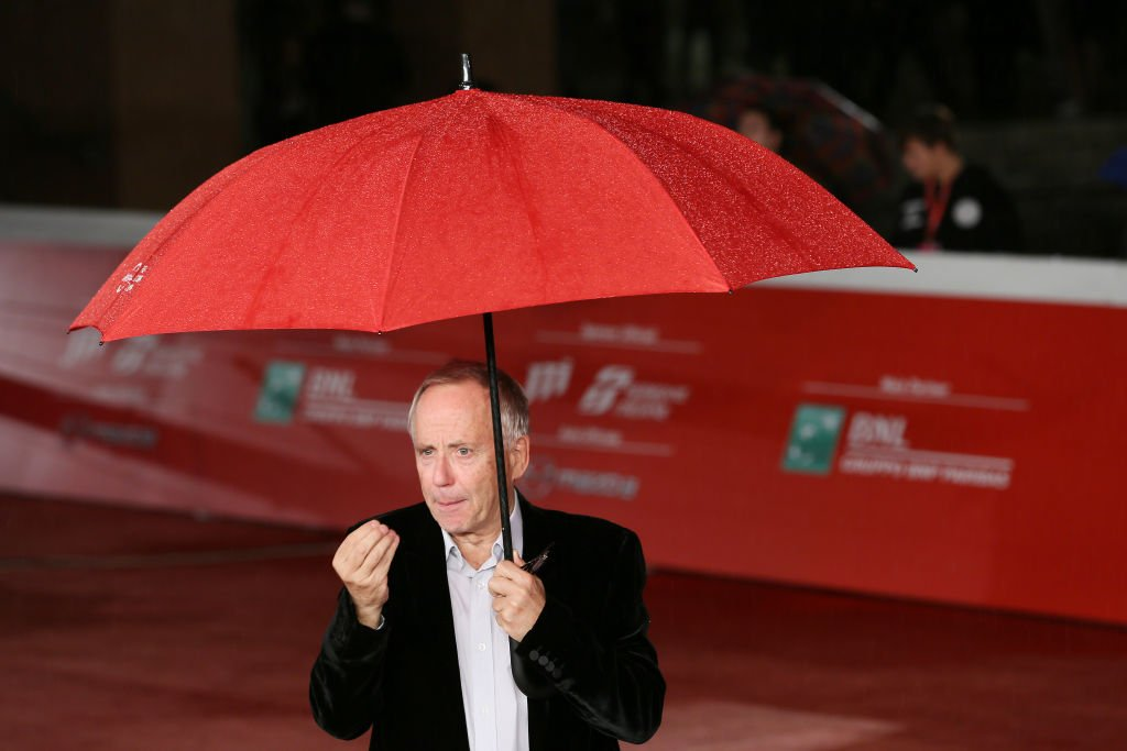 """Fabrice Luchini attends the red carpet of the movie """"Le Meilleur reste a venir"""" during the 14th Rome Film Festival on October 24, 2019 in Rome, Italy. 