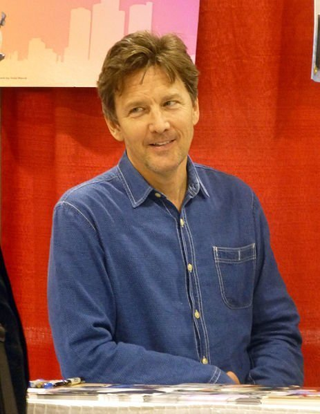 Andrew McCarthy at Motor City Comic Con 2015. | Source: Wikimedia Commons
