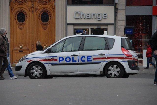 Une voiture de police. l Source: Flickr