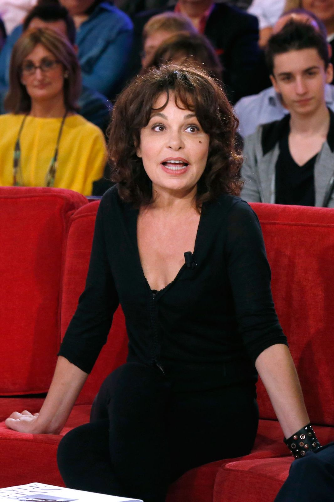 L'actrice Isabelle Mergault | Photo : Getty Images