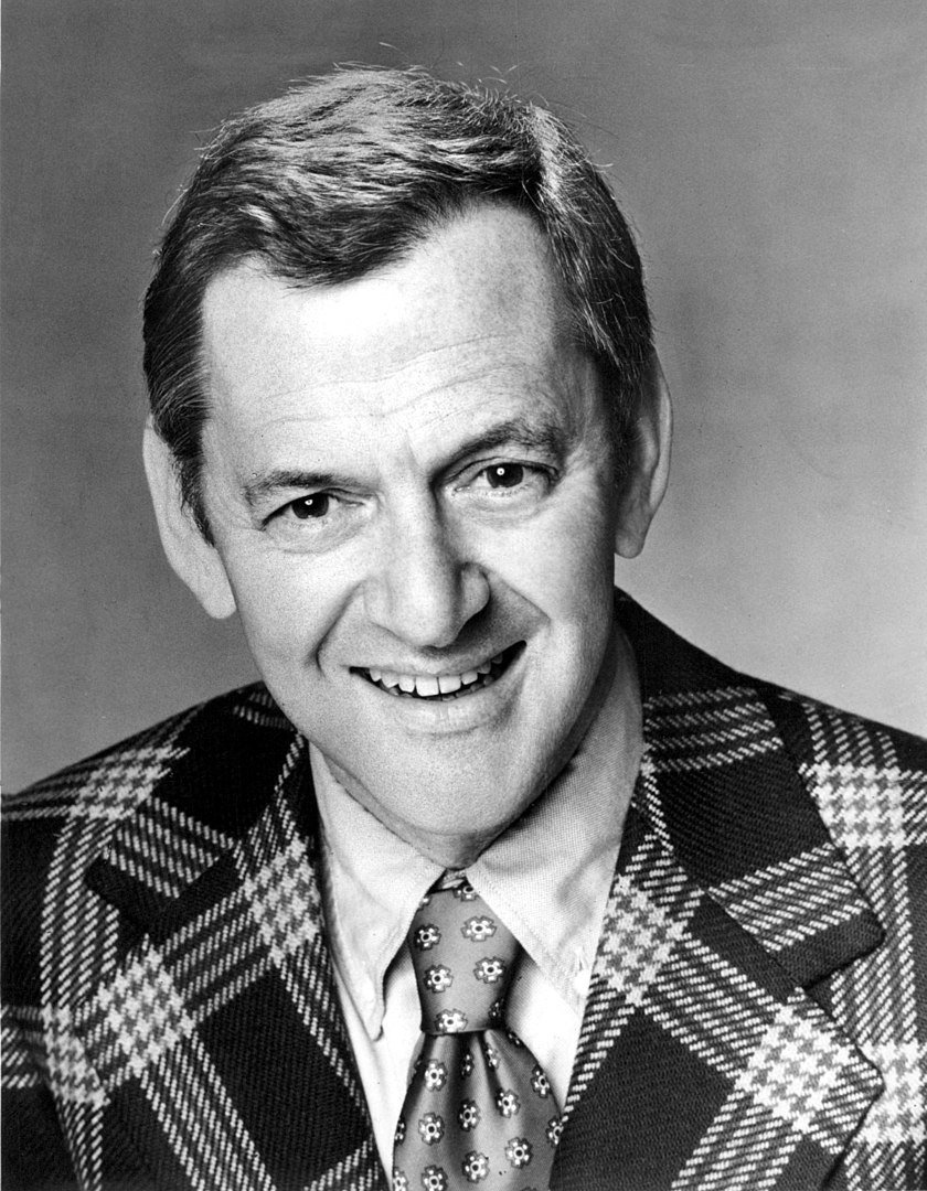 Promotional photograph of Tony Randall in 1976 | Photo: Wikimedia Commons Images