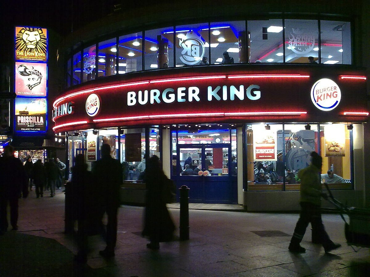 Burger King Branch. | Photo: Wikimedia Commons Images