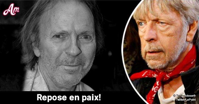 Renaud en deuil : son frère Thierry Séchan retrouvé mort chez lui