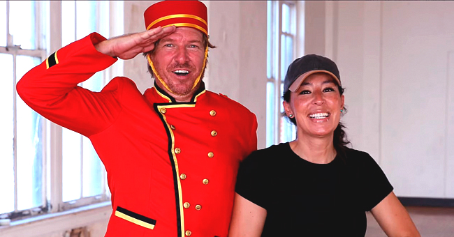 Chip and Joanna Gaines of 'Fixer Upper' Announce They Are Opening a Hotel in 2021