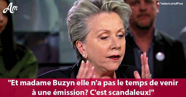Françoise Laborde, profondément choquée, critique vivement Agnès Buzyn pour son absence sur France 3