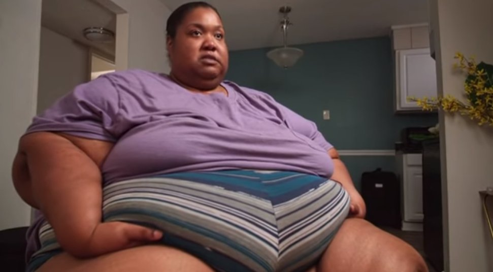 "Kelly Mason from ""My 600-lb Life"" 