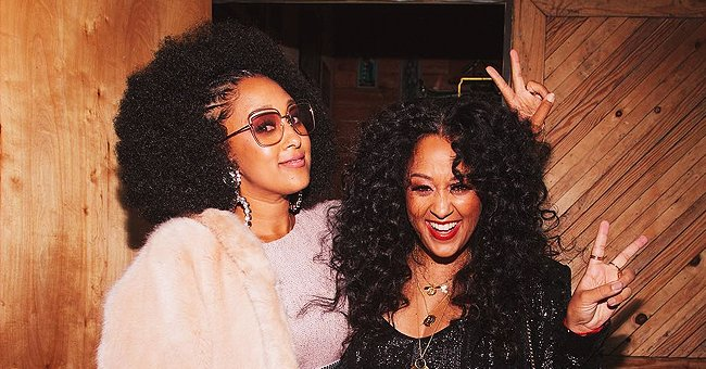 How Tia Mowry Celebrated Her Niece Ariah's 5th Birthday (Photo)