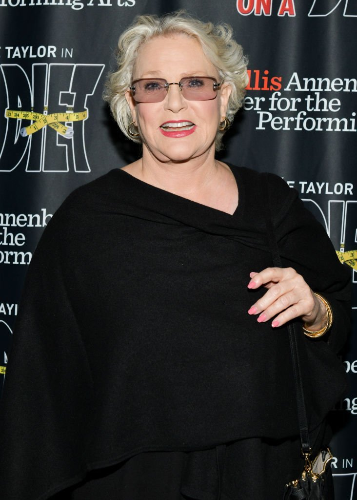 Sharon Gless on April 06, 2019 in Beverly Hills, California | Photo: Getty Images
