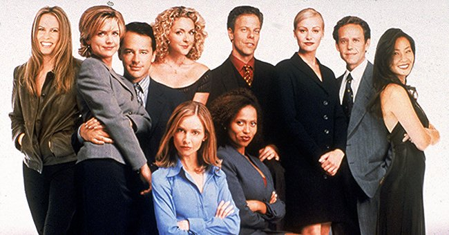 Calista Flockhart, Greg Germann and the Rest of 'Ally Mcbeal' Cast Then and Now