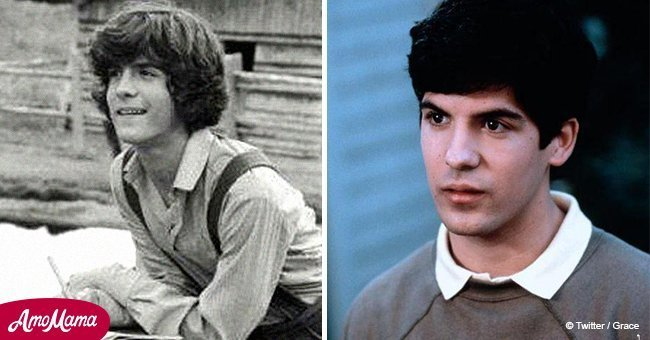 Albert from 'Little House on the Prairie' Looks More Handsome Than Ever in His 50's