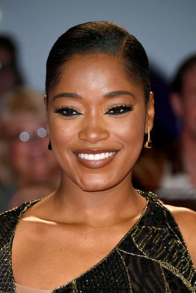 """Keke Palmer attends the """"Hustlers"""" premiere during the 2019 Toronto International Film Festival at Roy Thomson Hall 