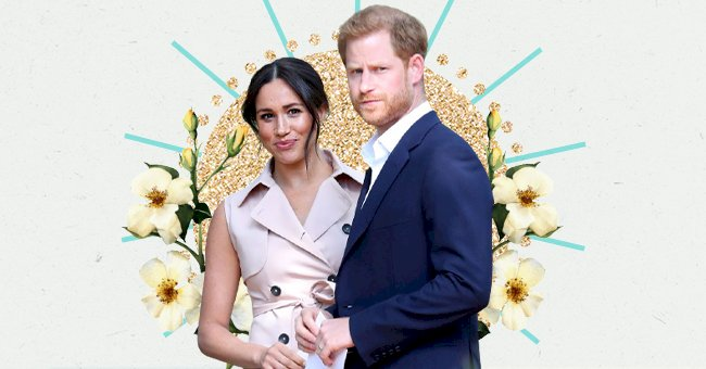 Prince Harry & Meghan Markle Voted 'Most Respected' Royals After The Queen