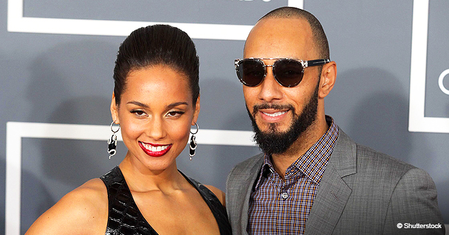 Alicia Keys and Swiss Beatz's Son, 4, Has His Own Drag Racing Car (Video)