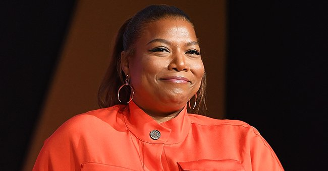 Queen Latifah Stuns Showing Her Glowing Smile in a Video — Fans Say She Looks like Her Mom