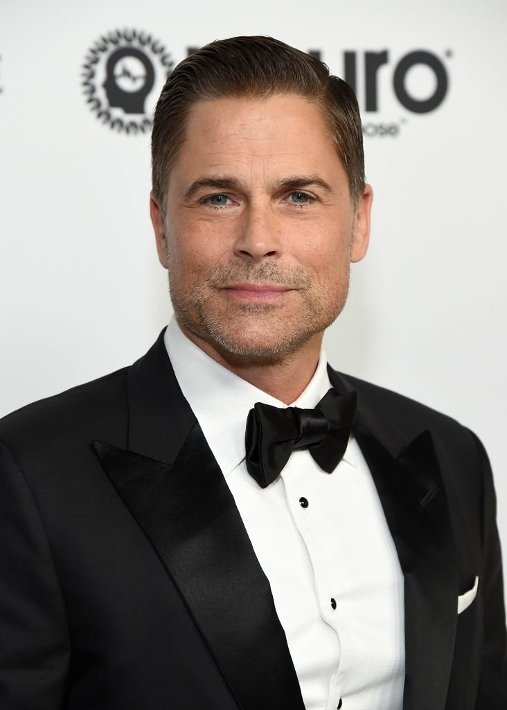 Rob Lowe to Star in New 911 Insallment | Source Getty