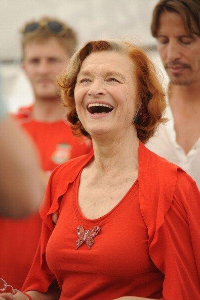 Brigitte Antonius, Lüneburg, 2013 | Quelle: Getty Images