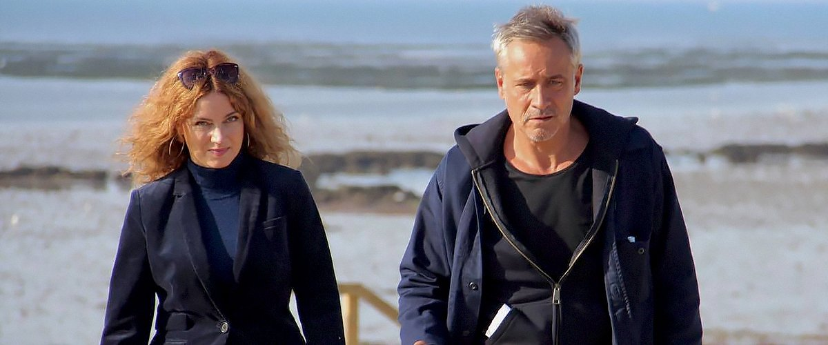 """Alice Nevers"" compte 18 saisons : la transformation de Marine Delterme et Jean-Michel Tinivelli"