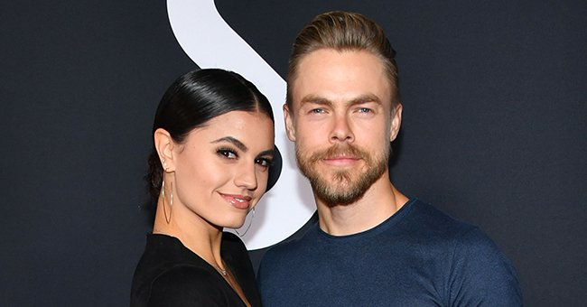 DWTS Fans Predict Derek Hough Will Propose to Hayley Erbert While Performing Together Next Week