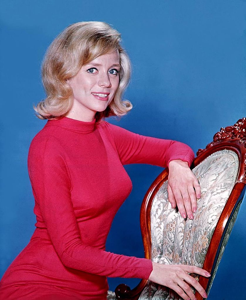Hollywood Actress Inger Stevens pictured in 1967. | Photo: Getty Images