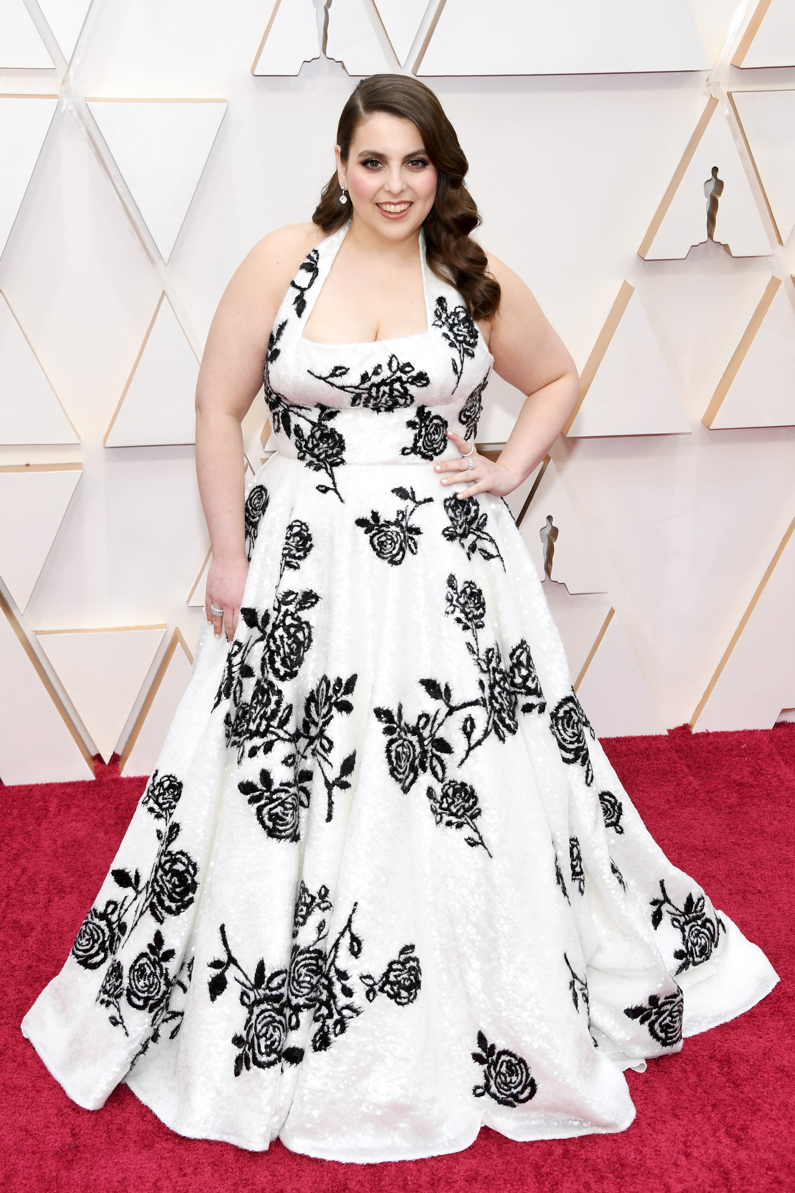 Beanie Feldstein attends the 92nd Annual Academy Awards at Hollywood and Highland on February 09, 2020 in Hollywood, California.| Source: Getty Images
