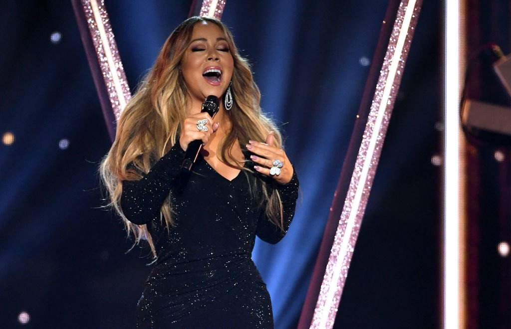 Mariah Carey performs during the 2019 Billboard Music Awards at MGM Grand Garden Arena | Photo: Getty Images