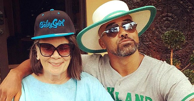 Shemar Moore of Y&R Fame Posts Old Interview of Himself Praising Mom for His Childhood after Her Recent Death
