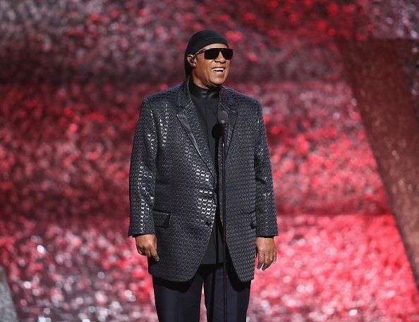 Stevie Wonder speaks onstage during Motown 60: A GRAMMY Celebration at Microsoft Theater on February 12, 2019 in Los Angeles, California | Photo: Getty Images