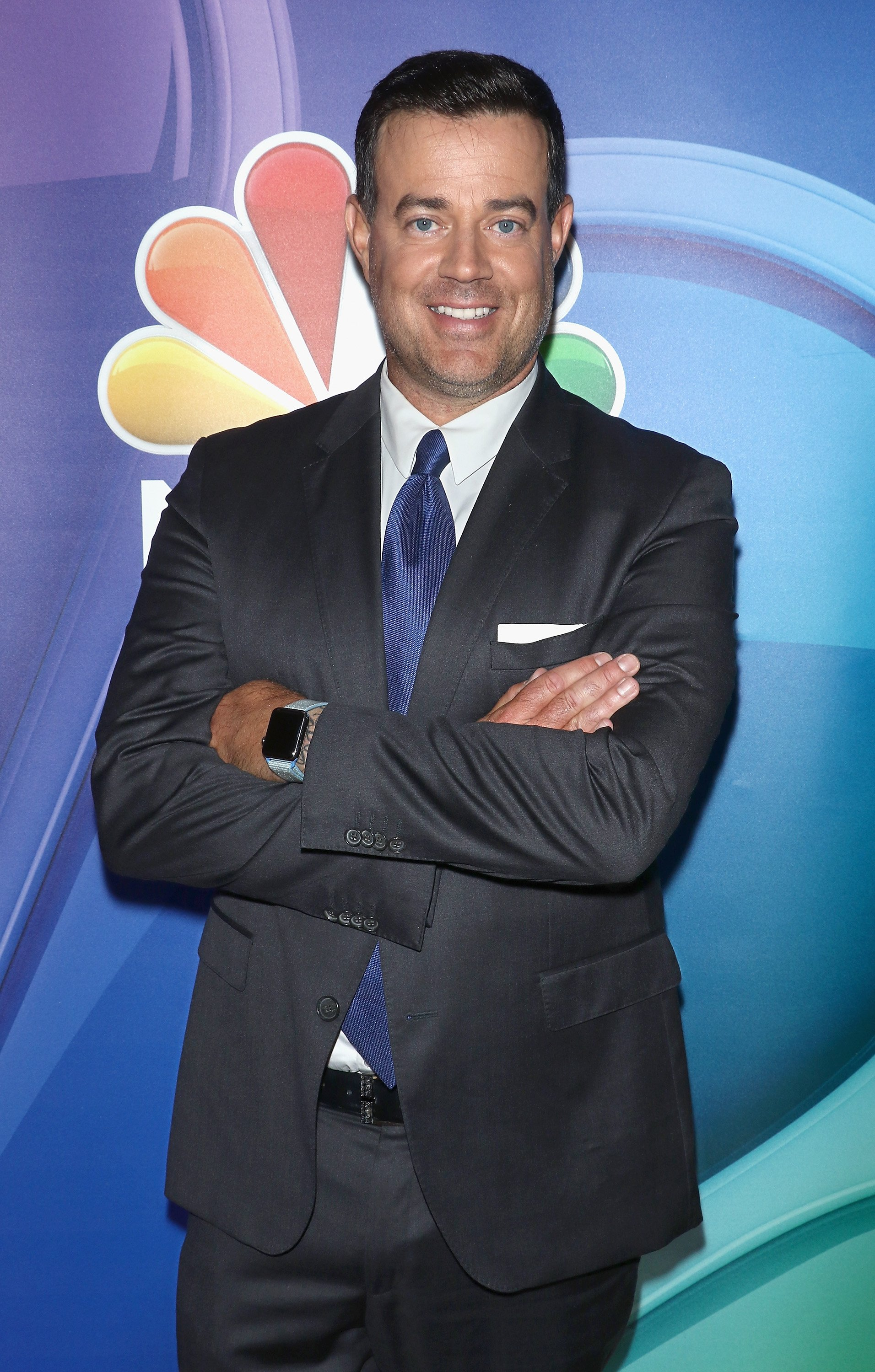 Carson Daly attends the NBC Fall New York Junket at Four Seasons Hotel New York on September 6, 2018 in New York City   Photo: Getty Images