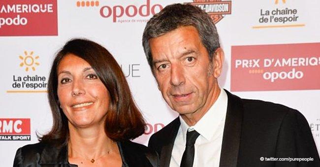 Michel Cymes, un fier père de famille : qui est Nathalie, la mère de leurs trois fils