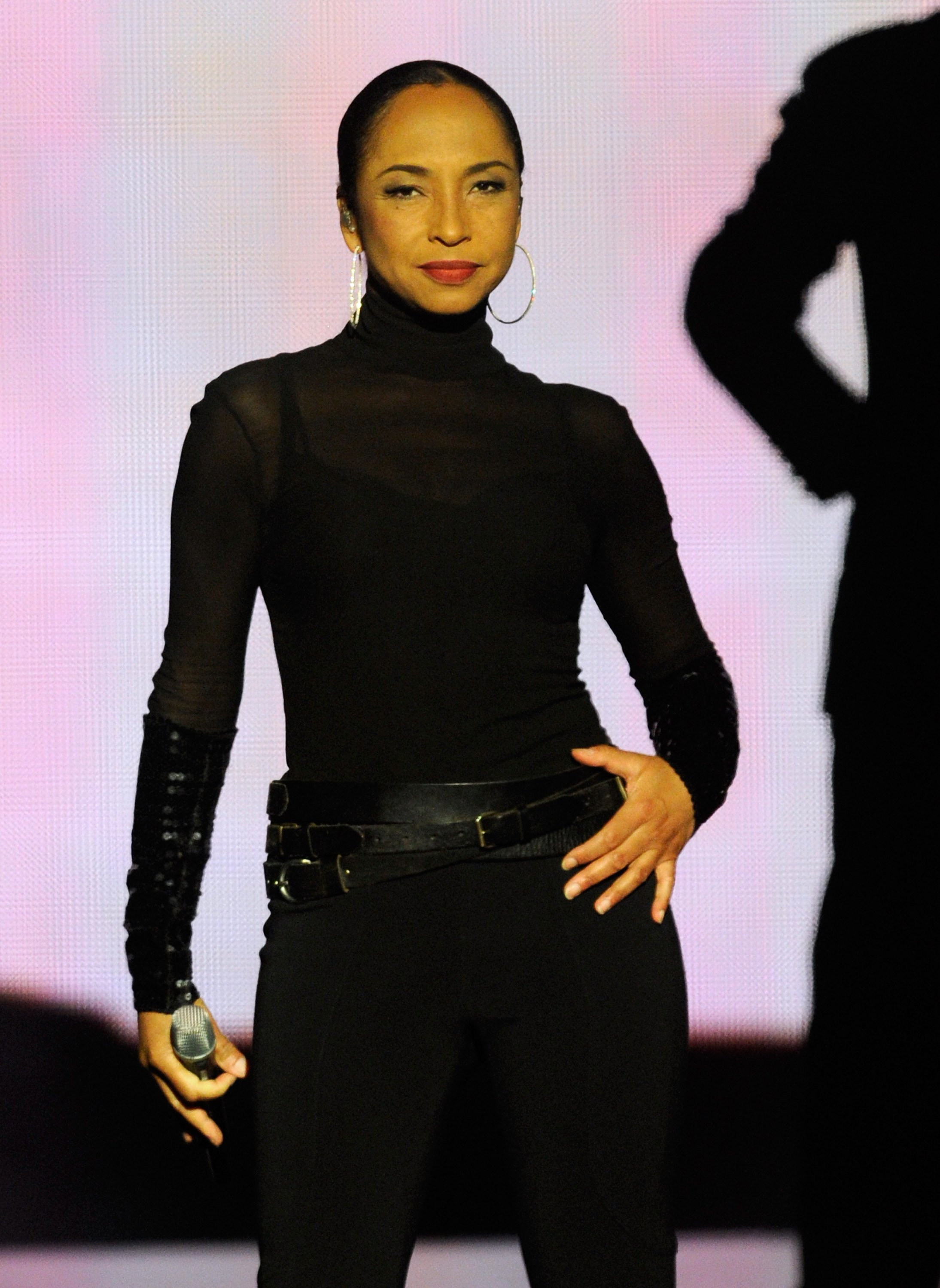 Sade performs at the MGM Grand Garden Arena on September 3, 2011 in Las Vegas, Nevada. I Image: Getty Images.
