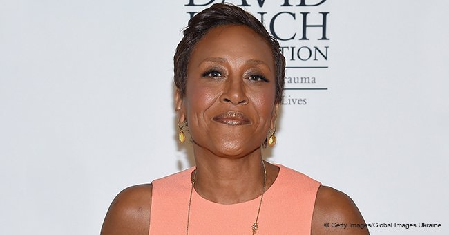 Robin Roberts painfully reveals she lost one of her family members