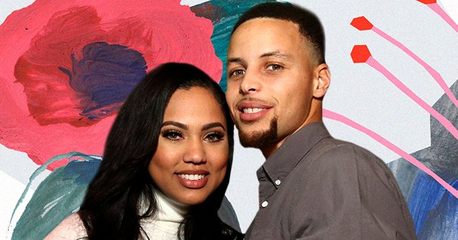 A photo of Ayesha and Steph Curry   Photo: Getty Images