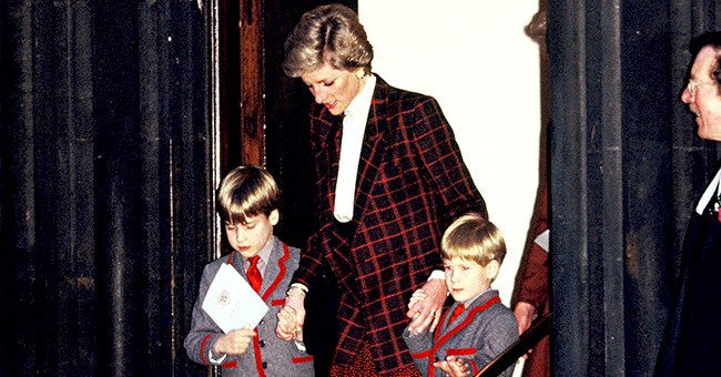 Princess Diana's Letter from 1990 Reveals How Thrilled Young William & Harry Were about Christmas and Presents