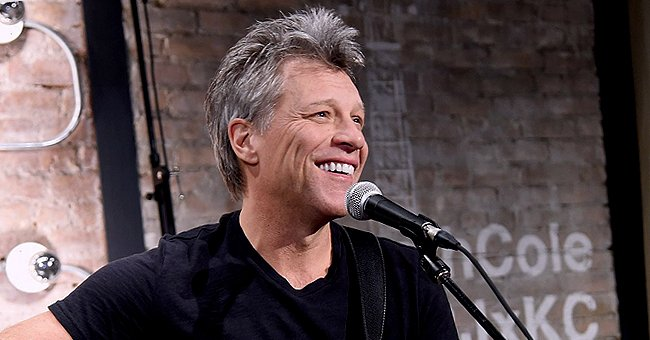 Jon Bon Jovi Shares New Photo of Himself Relaxing on an Inflatable Swan