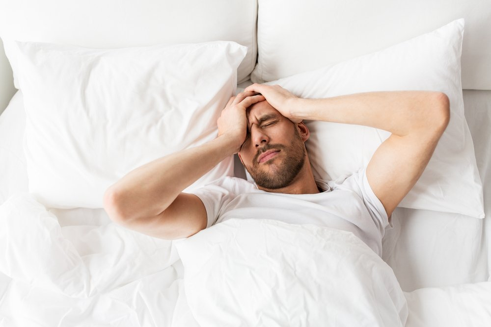 Due to a hangover, the man spent a couple of hours more sleeping   Photo: Shutterstock