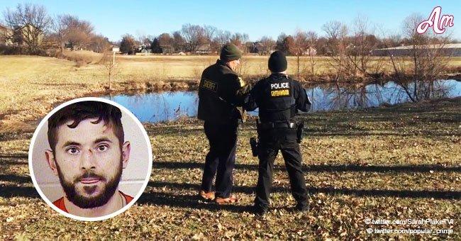 Oficiales de policía de Missouri hallan a niña flotando en un estanque congelado
