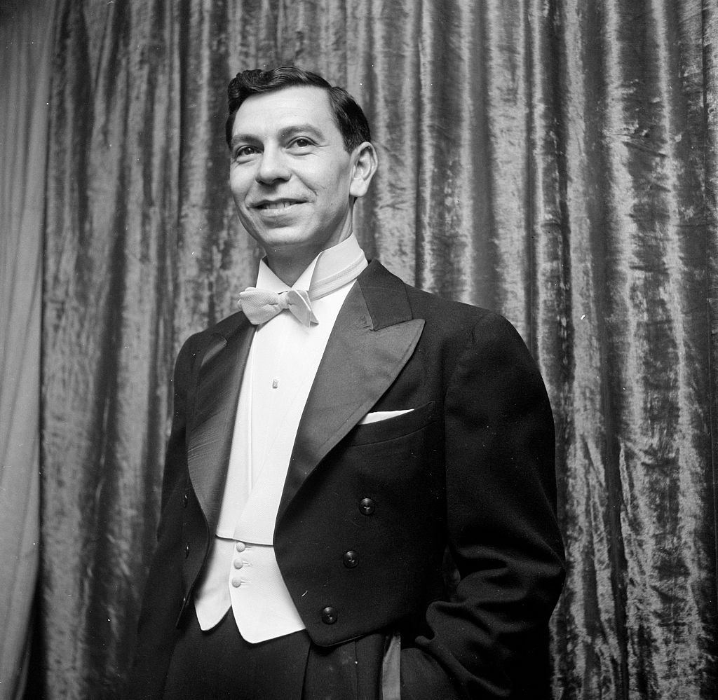 Actor Jack Webb attends an event in Los Angeles on January 01, 1954 | Photo: Getty Images
