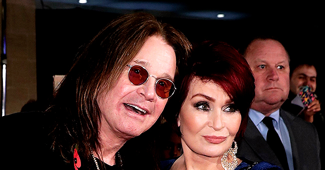 Black Sabbath Rocker Ozzy Osbourne and Wife Sharon's Granddaughter Pearl Poses with Aunt Kelly in New Photos