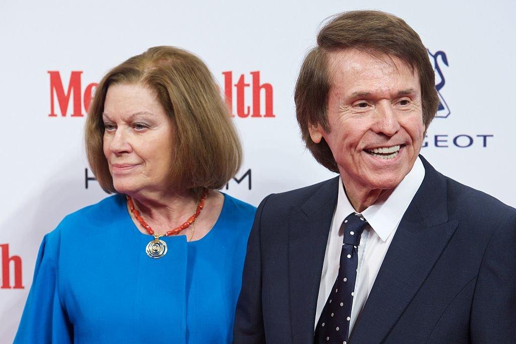 Rafael y su esposa Natalia Figueroa asisten a los premios Men´s Health 2014 en el Teatro Goya, el 28 de octubre de 2014 en Madrid, España. | Imagen: Getty Images
