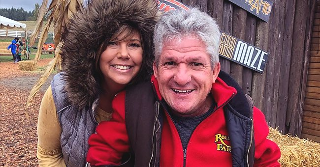 Matt Roloff from LPBW Poses with Newborn Granddaughter Lilah Ray in a Recent Photo