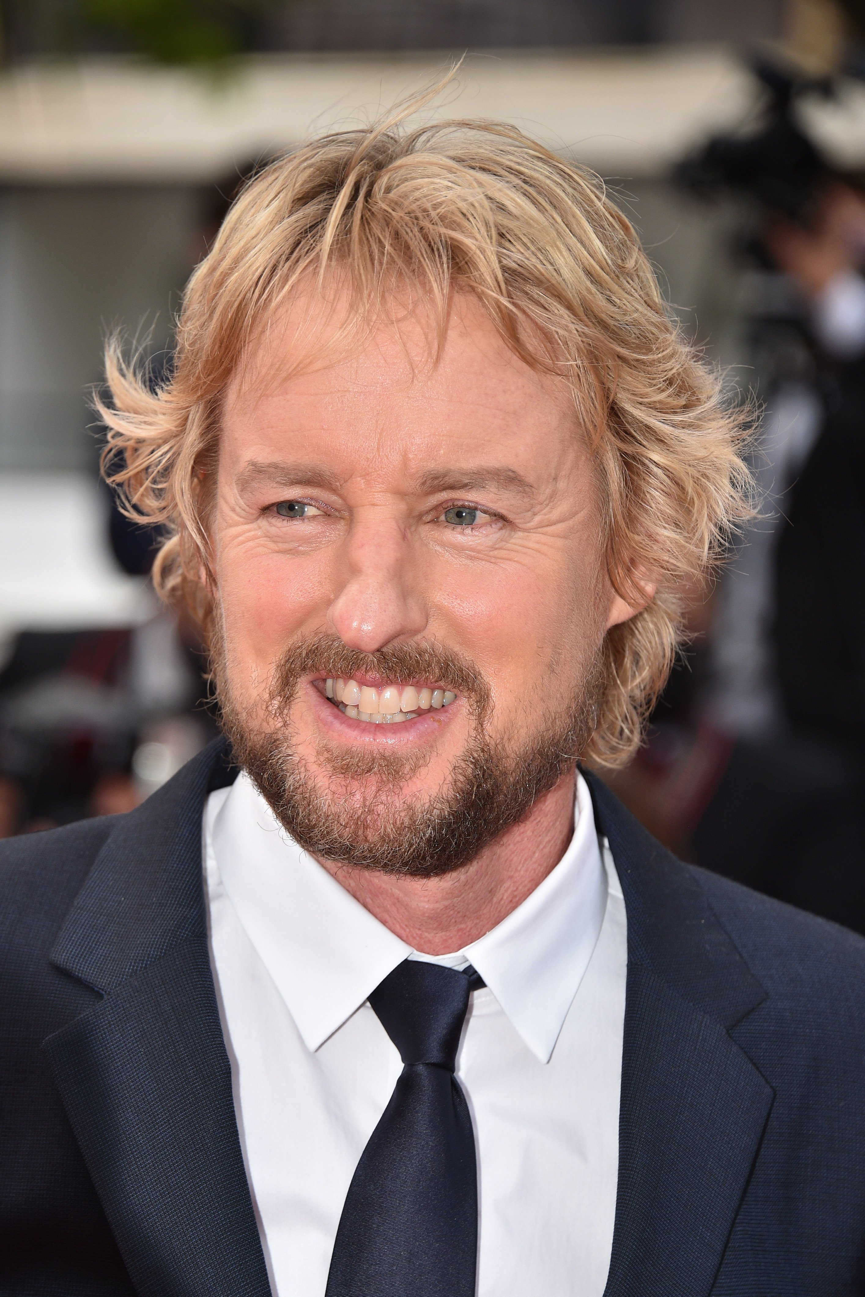 """Owen Wilson attends the """"The French Dispatch"""" screening during the 74th annual Cannes Film Festival on July 12, 2021 in Cannes, France. 